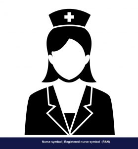 Read more about the article Professional Symbols of Nurses Logo & RN Logo