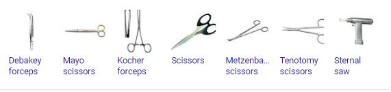 Surgical Instruments Pictures and Names PPT 1