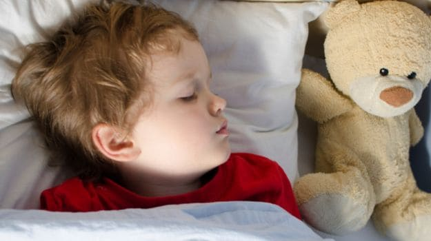 Read more about the article Help Your Child Get A Better Sleep